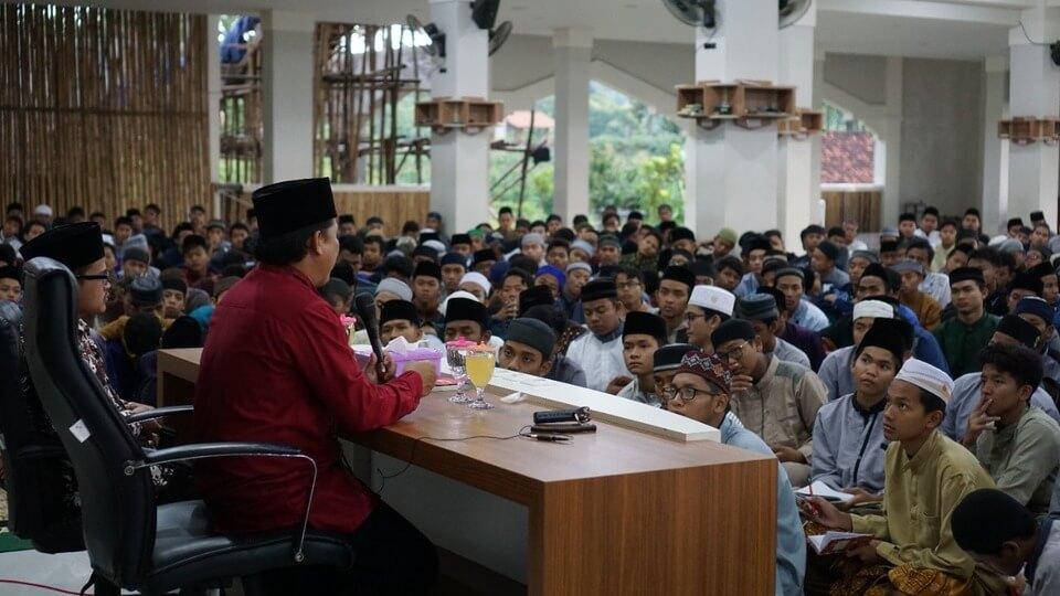 Kajian Bersama Dokter di Masjid Baitul Makmur