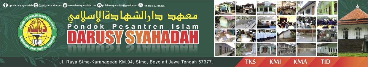 Pondok Pesantren Islam Darusy Syahadah